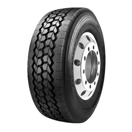 Double Coin RLB900+ Wide Base Mixed Service All-Position Commercial Radial Truck Tire - 425/65R22.5 20 ply