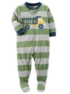 4a2604452 Baby Boys Pajamas - Walmart.com