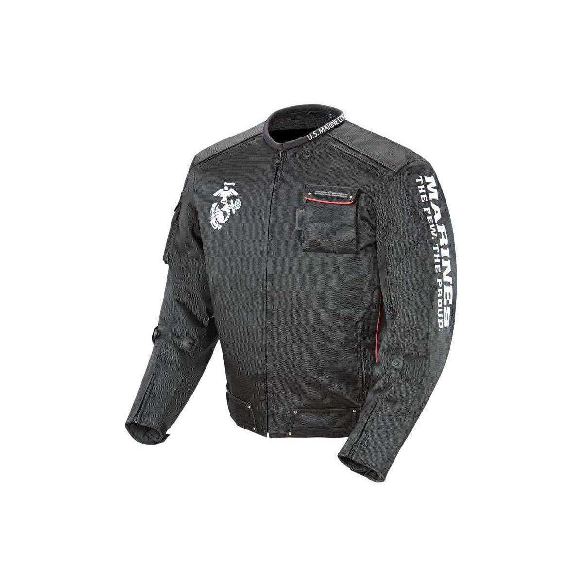 Joe Rocket Marines Alpha Textile Jacket Black
