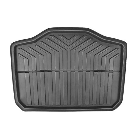 Black Rear Trunk Boot Liner Cargo Mat Floor Tray for Buick Encore 12-17 ()