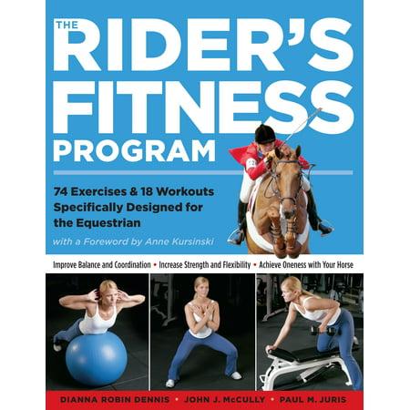 Rider's Fitness Program - Paperback