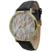 Olivia Pratt Women's Feather Watch