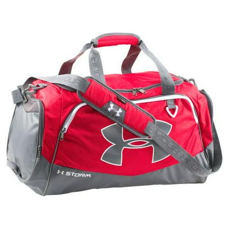 3dff7744ef08 Under Armour Undeniable II Storm Medium Size Duffle Bag Equipment Bag  1263967 - Walmart.com