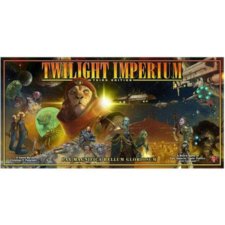 Fantasy Flight Games Twilight Imperium Board Game