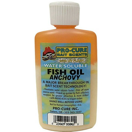 Pro cure water soluble fish oil for I fish pro