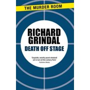 Death Off Stage - eBook