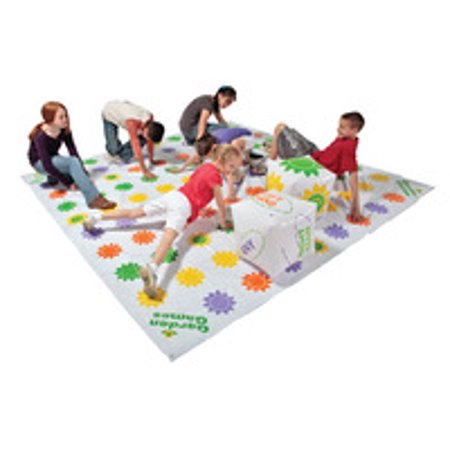 DOM Giant Get Knotted Inflatable Game, Set Includes Game Mat, 8 Stakes and 2 Giant Inflatable Dice](Get Ready For Halloween Game)