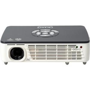 AAXA Technologies P450 Pro 3D DLP Projector - 720p - HDTV...