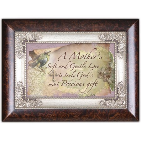 Cottage Garden A Mothers Love Italian Inspired Mom Gift Music Jewelry Box Plays Wind Beneath My