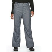 Gerry Women's Snow-tech Boarder Ski Pant, Metal Stat, Xs