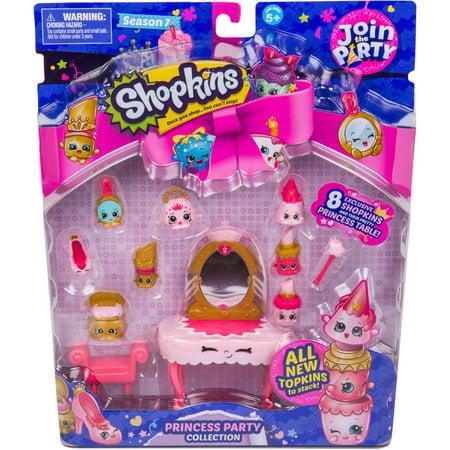 Shopkins Season 7 Theme Pack - Princess Party