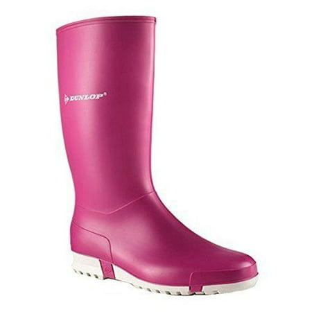 Dunlop Sport Retail Wellington Wellies Unisex Boot K272111 Size - US 09   UK 8   EU -