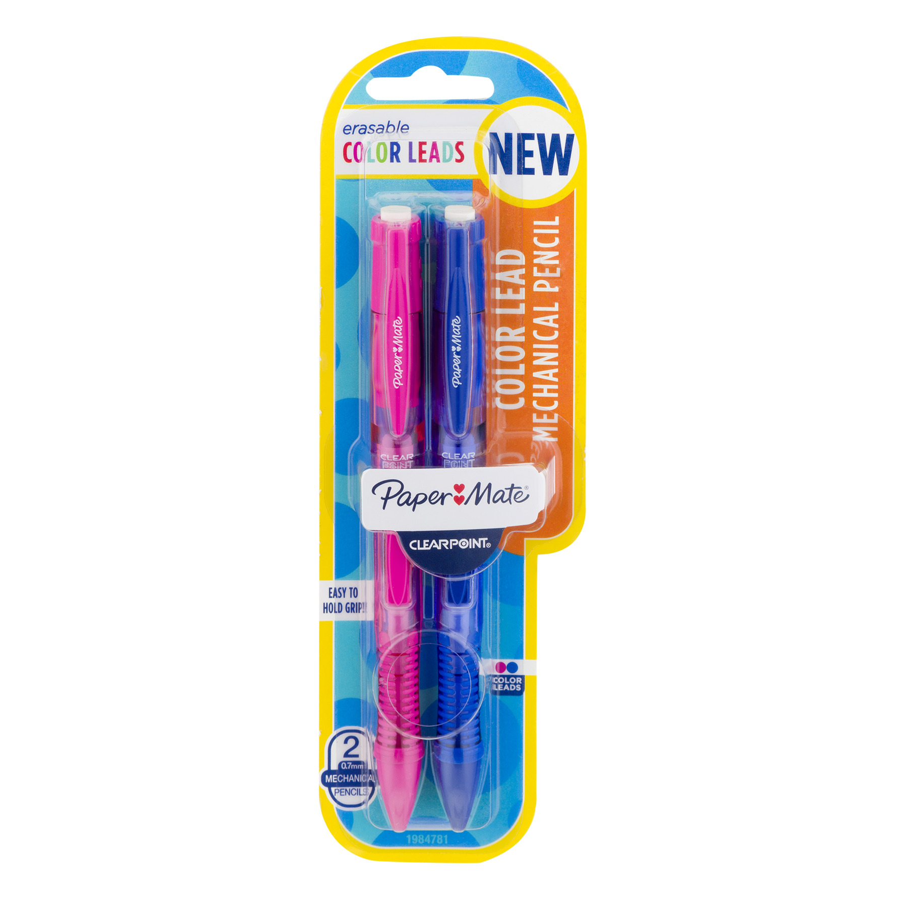 Paper Mate Color Lead Mechanical Pencil - 2 PK, 2.0 PACK