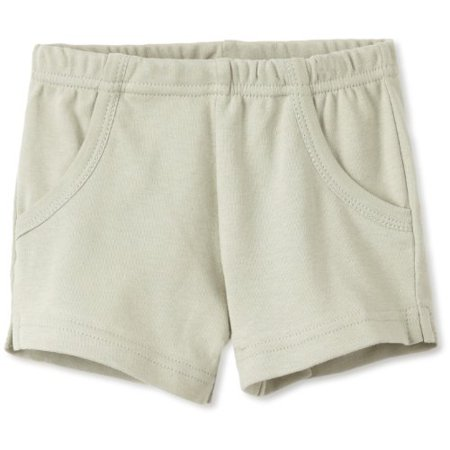 (L'Oved Baby Comfy Girls Shorts Keen Green)