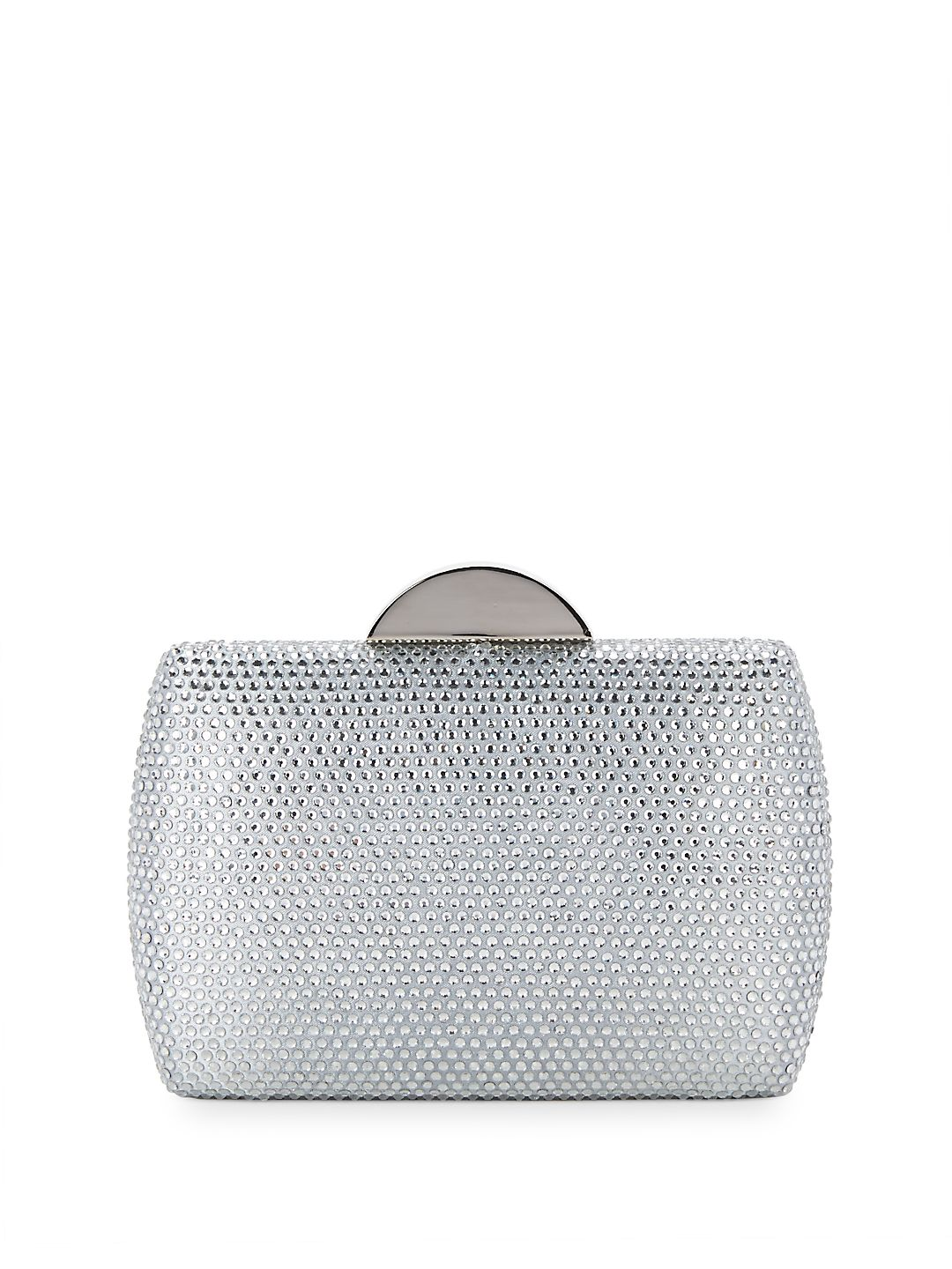 Pacey Embellished Clutch