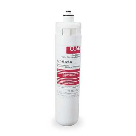 3M WATER FILTRATION PRODUCTS CFS9812X-S Cartridge,For Everpure