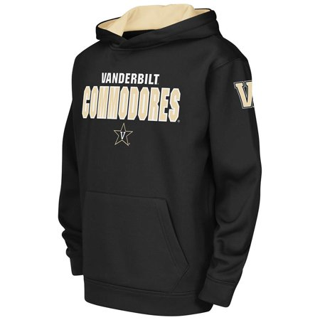 Youth Ncaa Vanderbilt Commodores Poly Pull Over Hoodie