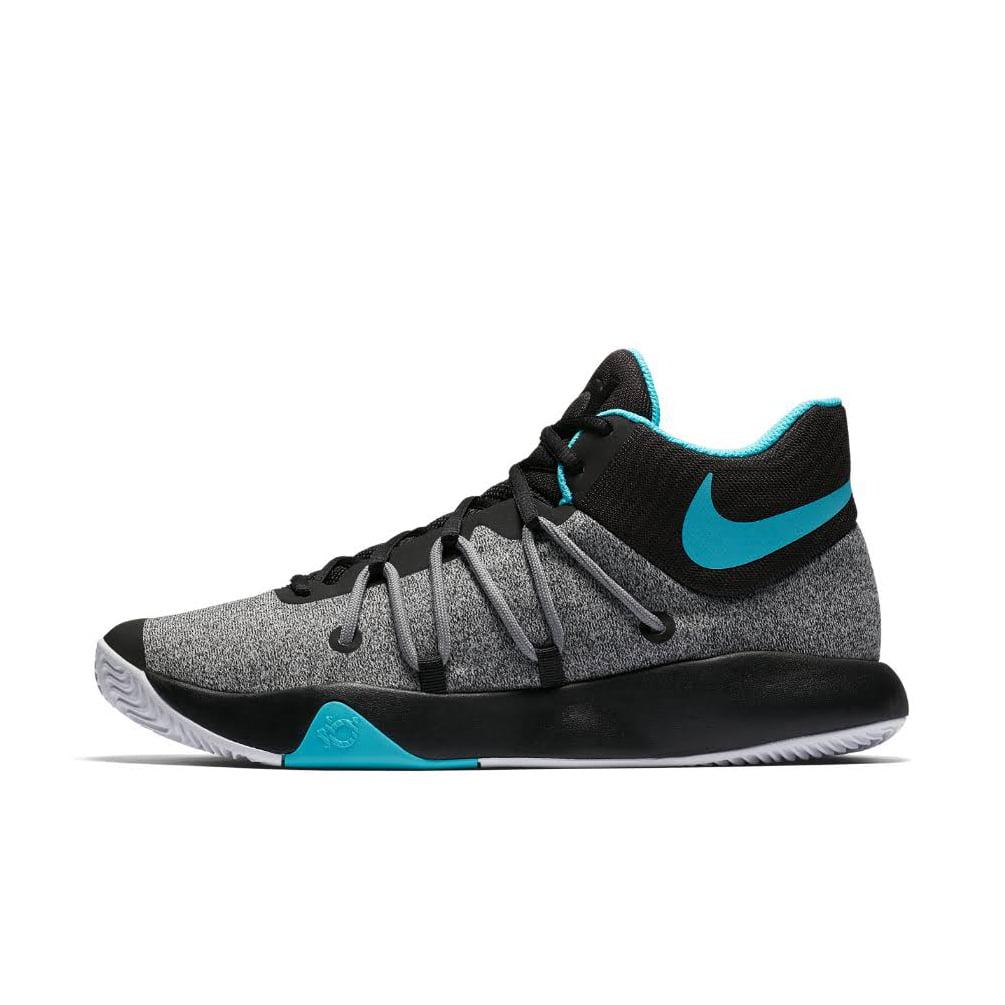 sale retailer 52aca e4d49 ... cheapest nike mens kd trey 5 v basketball shoes black white gamma blue  9.5 walmart 47911 ...