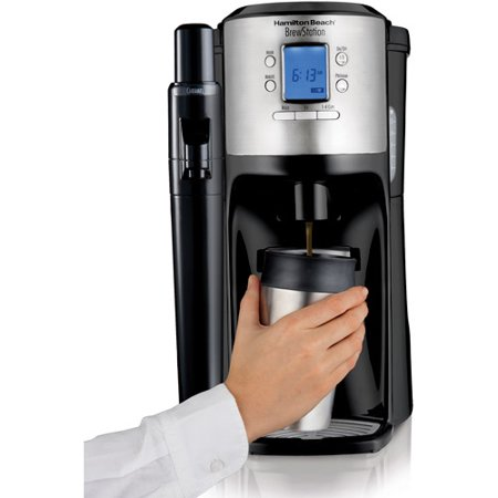 Hamilton Beach BrewStation 12 Cup Dispensing Coffee Maker   Model# 49150