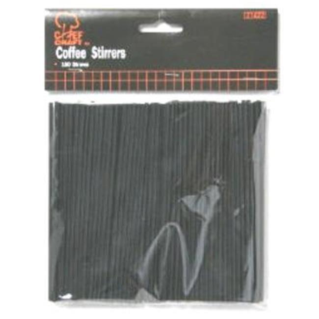 Bulk Buys Coffee Stirrer Straws - Case of 24