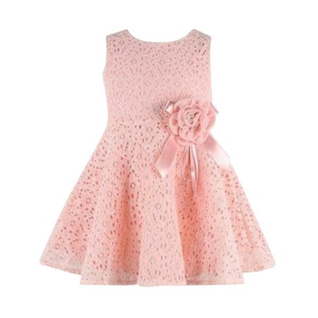 Party Dresses Toddlers (Kacakid Toddler Baby Girl Lace Sleeveless Party Dresses Princess Dress)