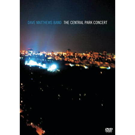 Dave Matthews Band: The Central Park Concert (DVD)](Dave Matthews Halloween)