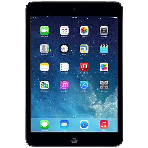 Apple iPad Air 9.7-inch 32GB Wi-Fi, Space Gray (FireStar Certified Refurbished Grade A)