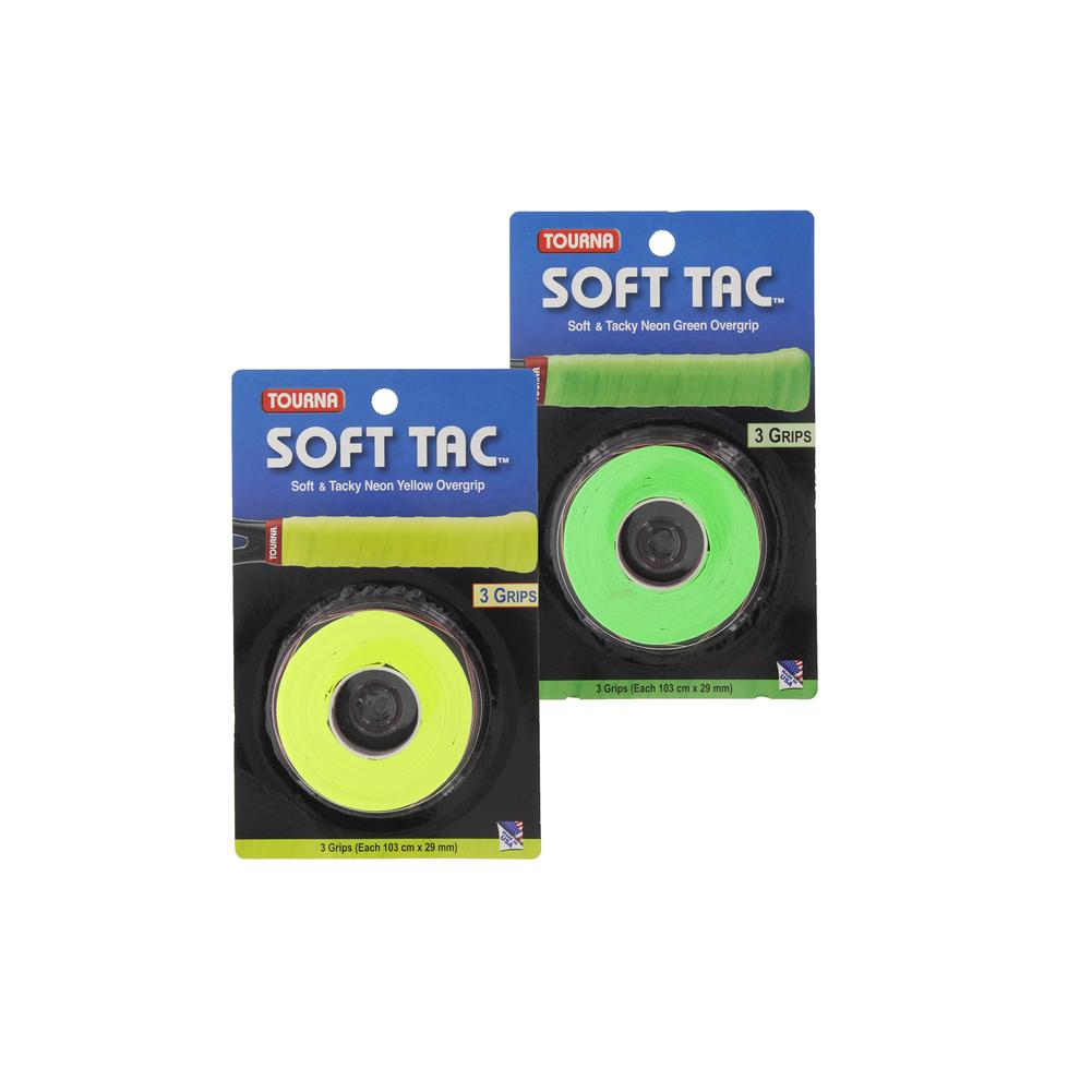 Soft Tac Tennis Overgrip