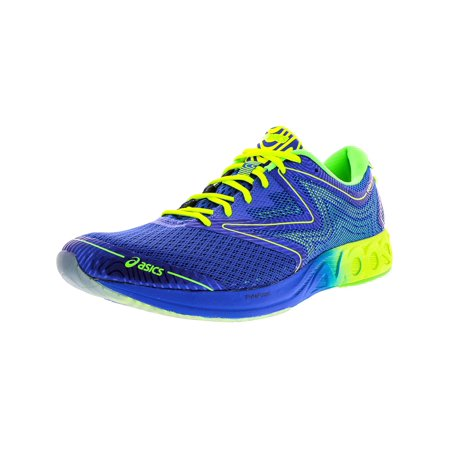 68f2814b578f ASICS - Asics Men s Noosa Ff Imperial   Safety Yellow Green Gecko  Ankle-High Running Shoe - 14M - Walmart.com