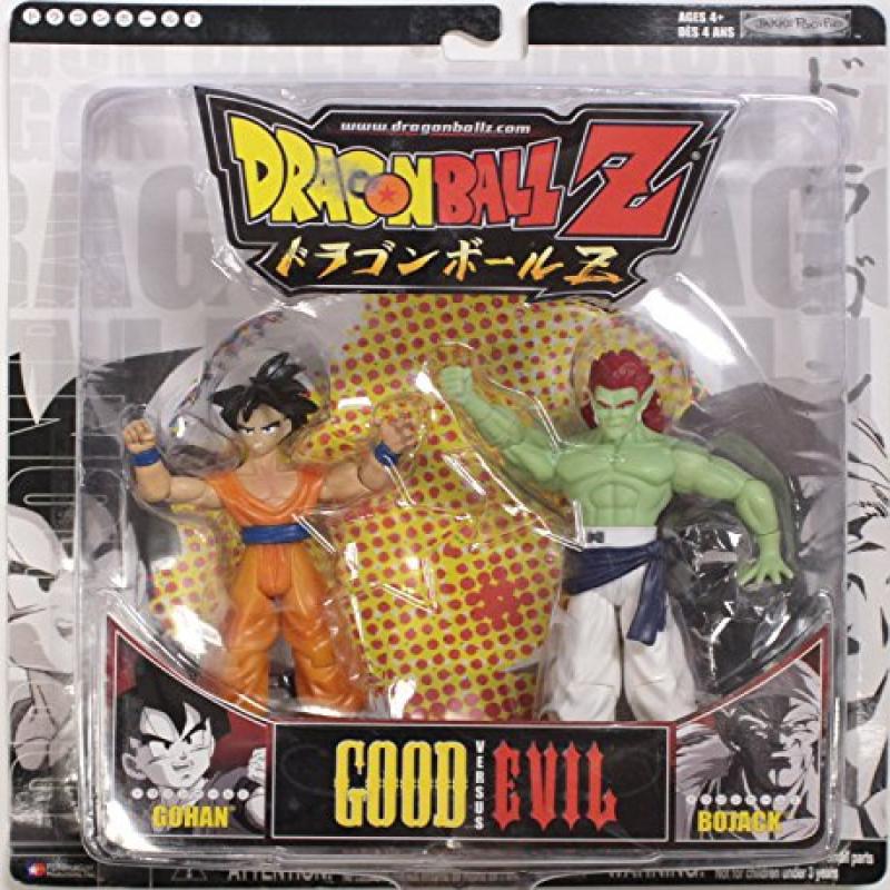 Dragonball Z ~ GOHAN vs. BOJACK Action Figure 2-Pack ~ Go...