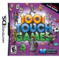 1001 Touch Games (DS)