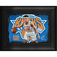 """Kevin Knox New York Knicks Framed 5"""" x 7"""" Player Collage"""