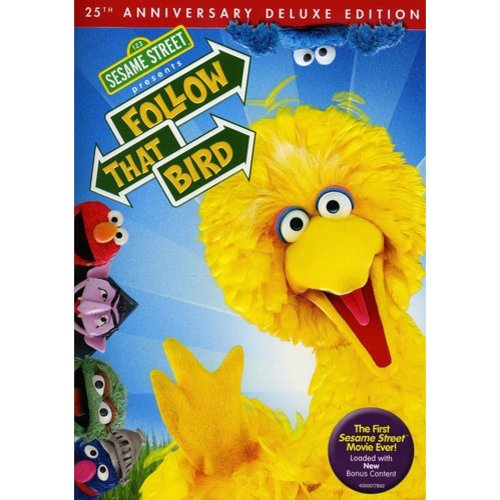 Sesame Street Presents: Follow That Bird (25th Anniversary Deluxe Edition) (Widescreen, ANNIVERSARY)