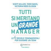 Tutti si meritano un grande manager - eBook