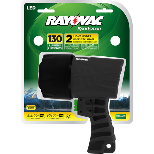 Rayovac Sportsman 4C LED Spotlight
