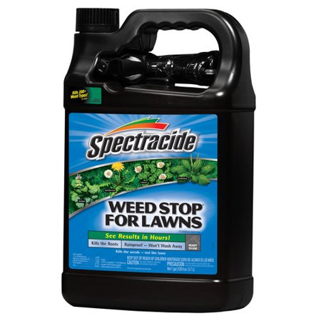 Spectracide Weed Stop For Lawns Ready To Use Gallon
