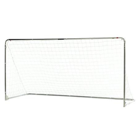 Steel Hockey Goal - Franklin Sports Steel Folding Soccer Goal (5' x 10')