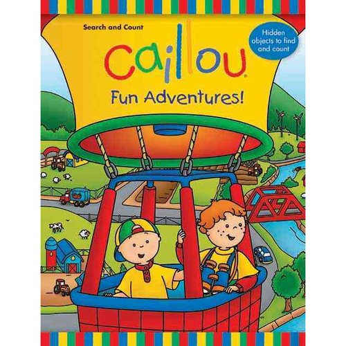 Caillou Fun Adventures!