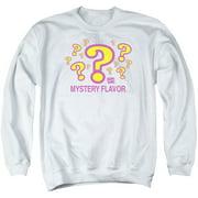 Dum Dums Mystery Flavor Mens Crewneck Sweatshirt