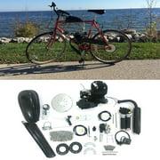 UBesGoo Hot Sale 80cc 2 Stroke Motor Engine Kit Gas for Motorized Bicycle Bike Black New