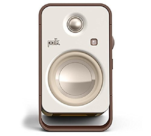 Polk Audio Hampden AM6510-A Bluetooth Speaker System with aptX Audio Streaming by Polk Audio
