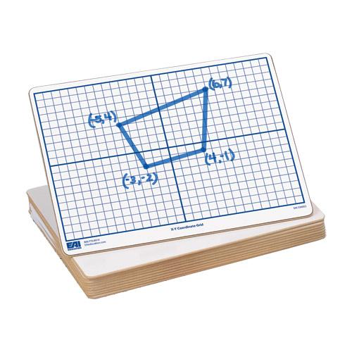 EAI Education 525697 Jumbo Magnetic X-Y Coordinate Grid