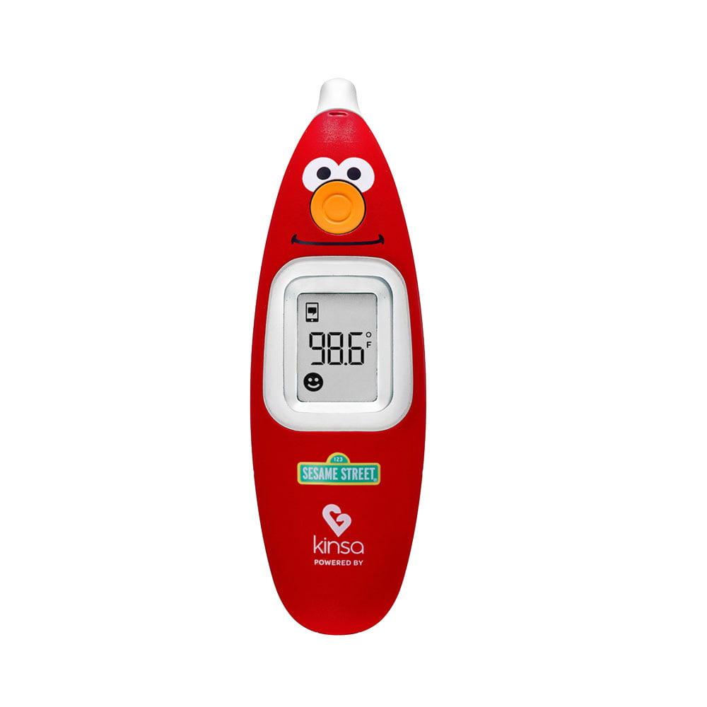Kinsa Smart Ear Sesame Street Thermometer by Kinsa Health