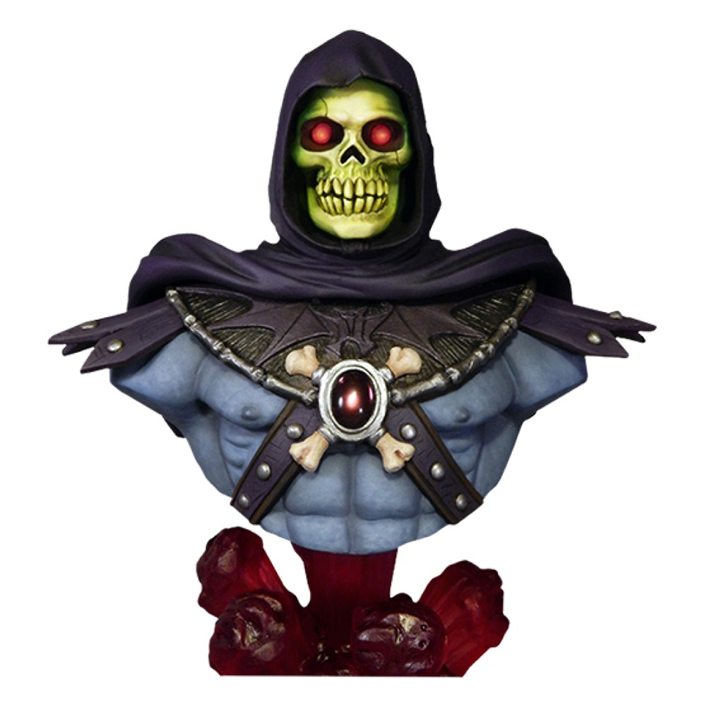 Skeletor Overlord of Evil Masters of the Universe Limited Edition Bust