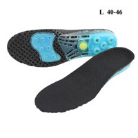 Silicone Shoe Insoles Men Women Arch Support Orthopedic Inserts Insoles Cushion