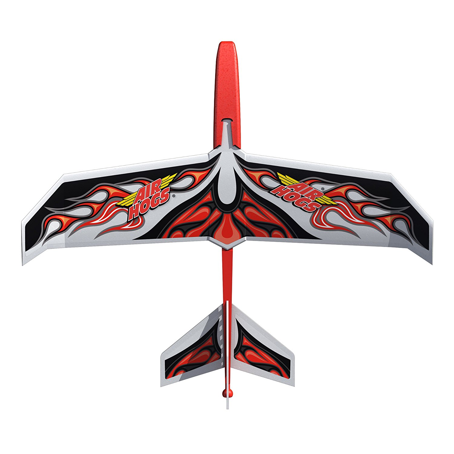 Rip Force Glider, Red, The Air Hogs Rip Force Glider is an outdoor glider that uses a... by