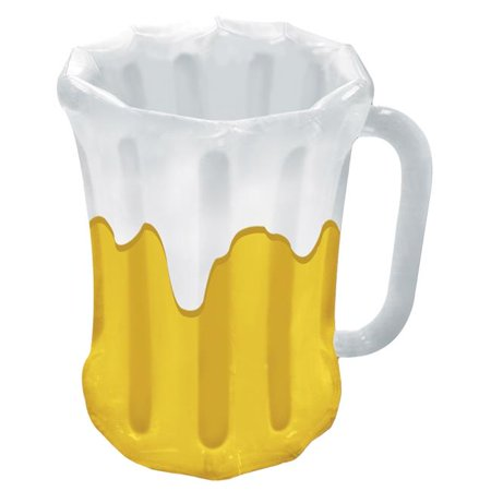 Morris Costumes BG57892 Inflatable Beer Mug Cooler - Beer Mug Costumes