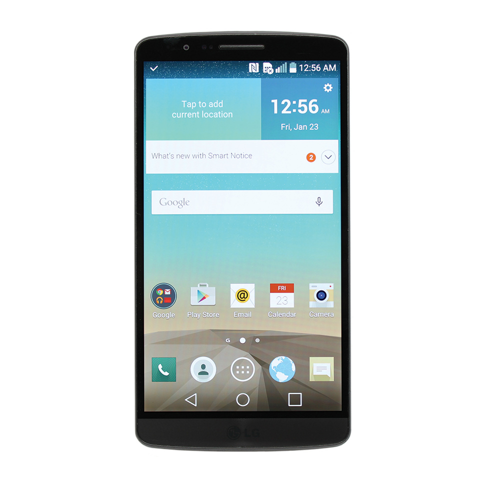 LG G3 D851 32gb Black T-Mobile Gsm Unlocked 4g Lte 13mp S...