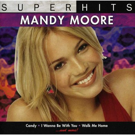 Mandy Moore   Super Hits  Cd