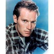 Charlton Heston Ca 1950S Photo Print by Everett Collection